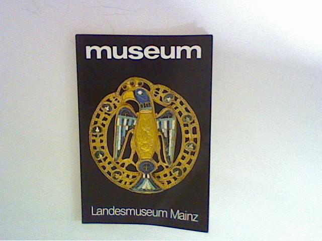 museum (Monatsheft), Mai 1987, Landesmuseum Mainz