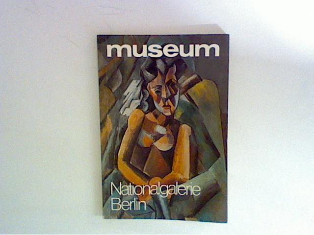 museum (Monatsheft),Dezember 1980,  Nationalgalerie Berlin
