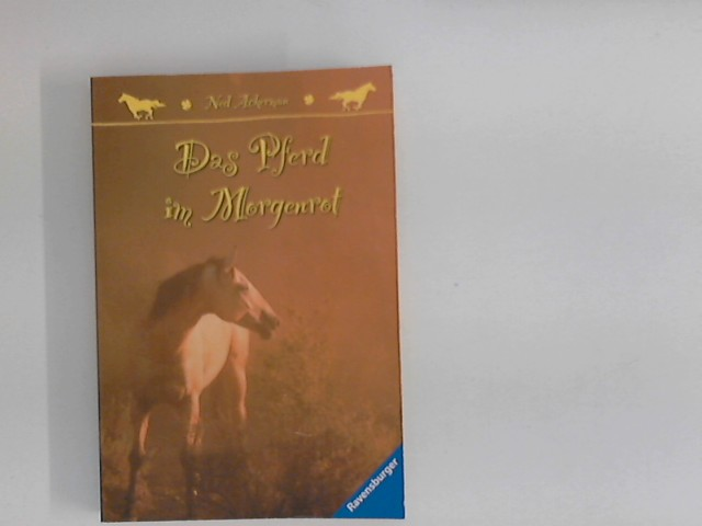 Das Pferd im Morgenrot