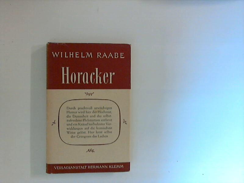 Horacker.