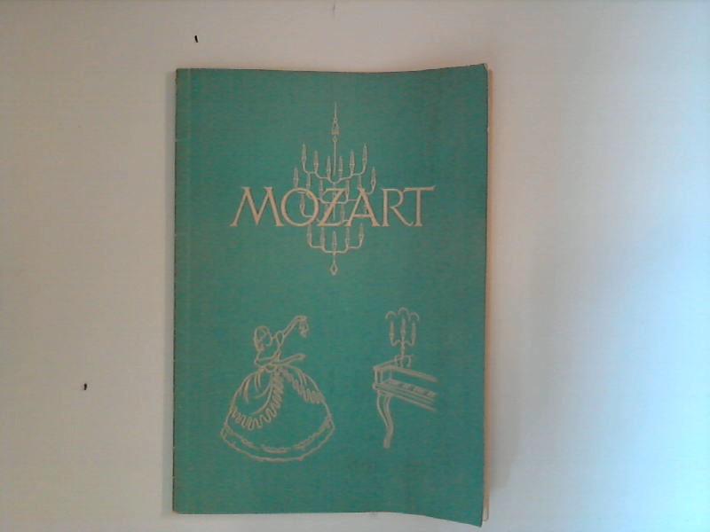 Wolfgang Amadeus Mozart , Heft 1