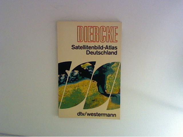 Diercke Satellitenbild - Atlas Deutschland.