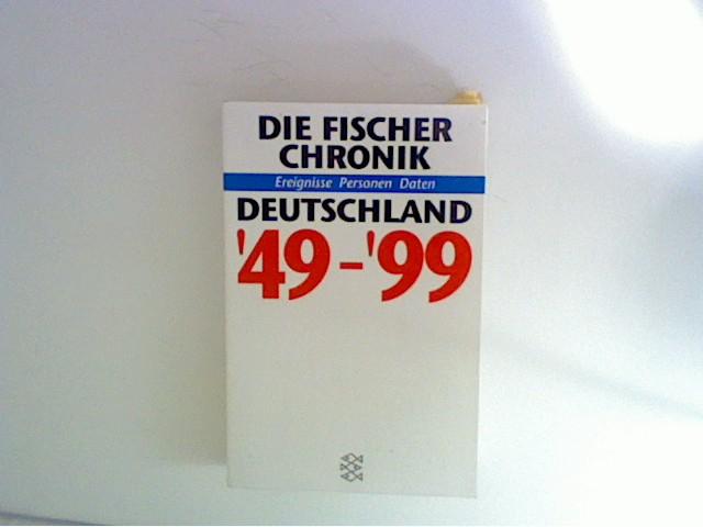 Die Fischer Chronik Deutschland