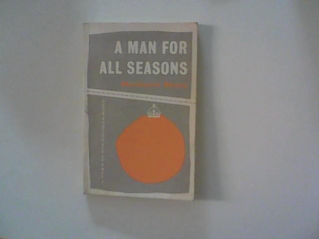 Bolt, Robert: Man for All Seasons Reprinted