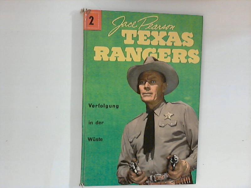 Arnoldus, Henri: Verfolgung in der Wüste : Band 2 : Texas Rangers