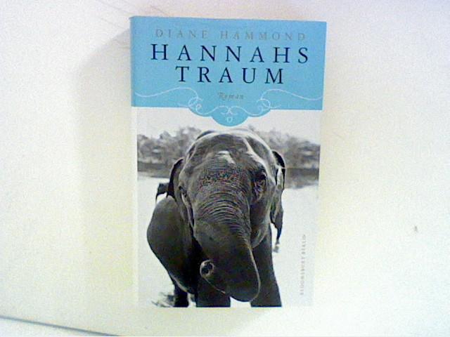 Hammond, Diane: Hannahs Traum