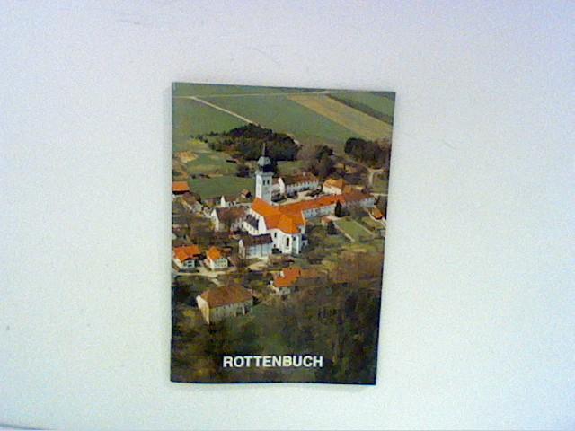 Fink, Josef: Schnell Kunstführer Nr. 8.  Rottenbuch. Nr. 8
