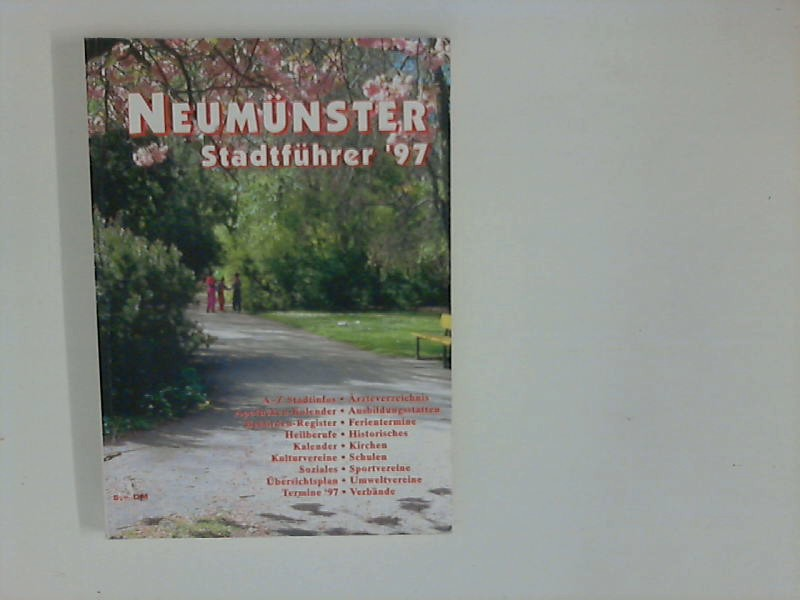 Neumünster : Stadtführer