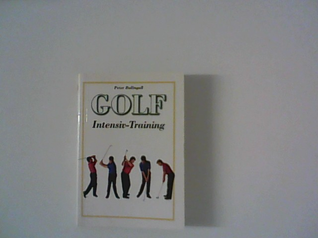 Ballingall, Peter: Golf, Intensiv-Training 1. A.