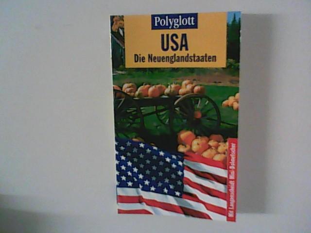 USA. Die Neuenglandstaaten. Polyglott Reiseführer.
