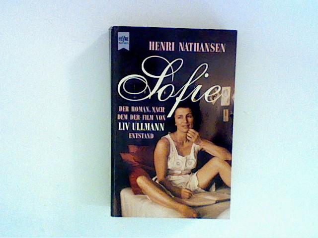 Sofie : Roman. Aus dem Dän. von Lothar Schneider Dt. Erstausg.