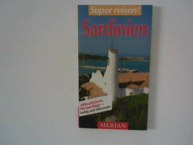 Sardinien. Merian Super reisen