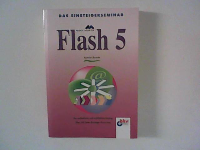 Macromedia Flash 5 1. Aufl.