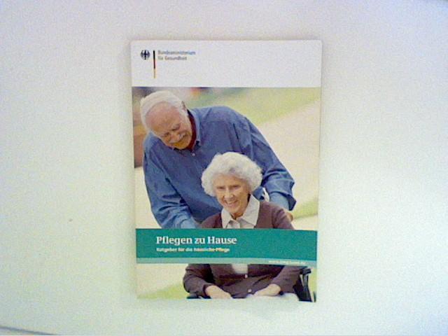 Pflegen zu Hause Auflage: o. A.