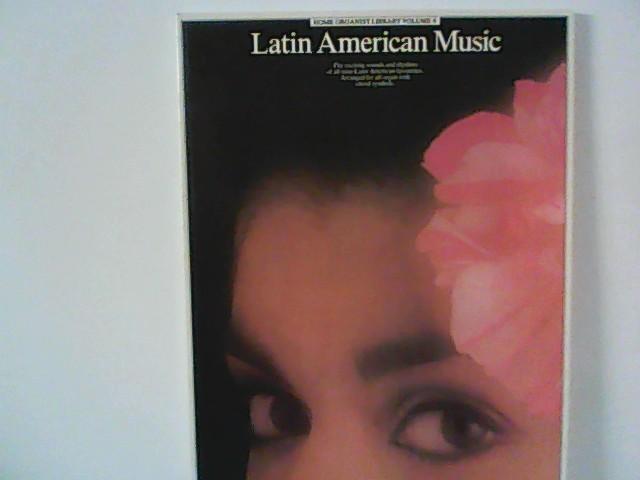 Latin American Music.