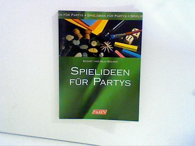 Spielideen für Partys