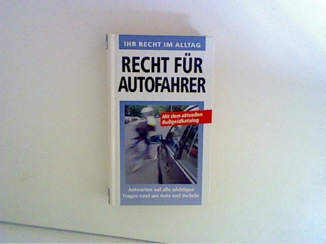Fock, Fokke: Recht für Autofahrer