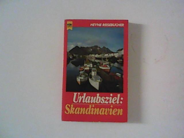 Urlaubsziel Skandinavien. Orig.-Ausg.