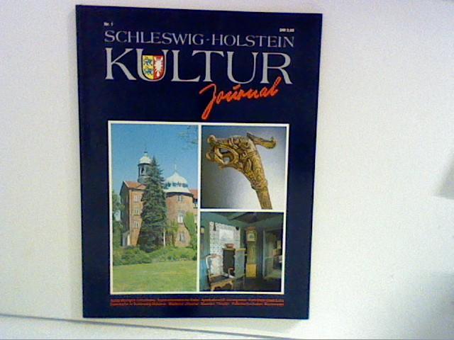 Schleswig-Holstein Kultur Journal. Nr. 1 Nr. 1