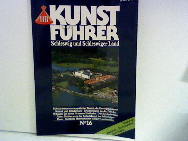 HB Kunstführer Nr.16, Schleswig und Schleswiger Land Nr. 16