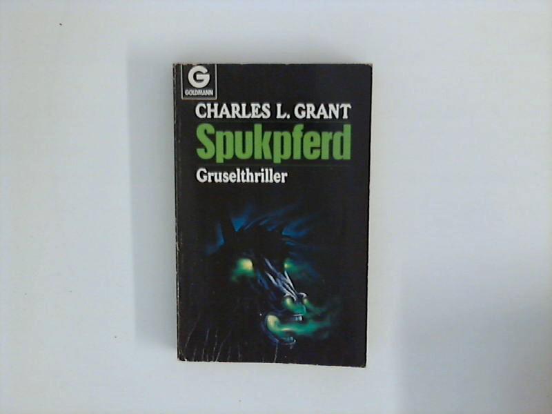 Spukpferd : Gruselthriller. 1. Aufl.