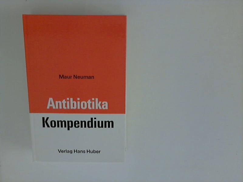 Antibiotika-Kompendium.