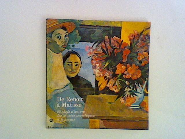 De Renoir à Matisse
