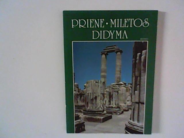 Priene Miletos Didyma