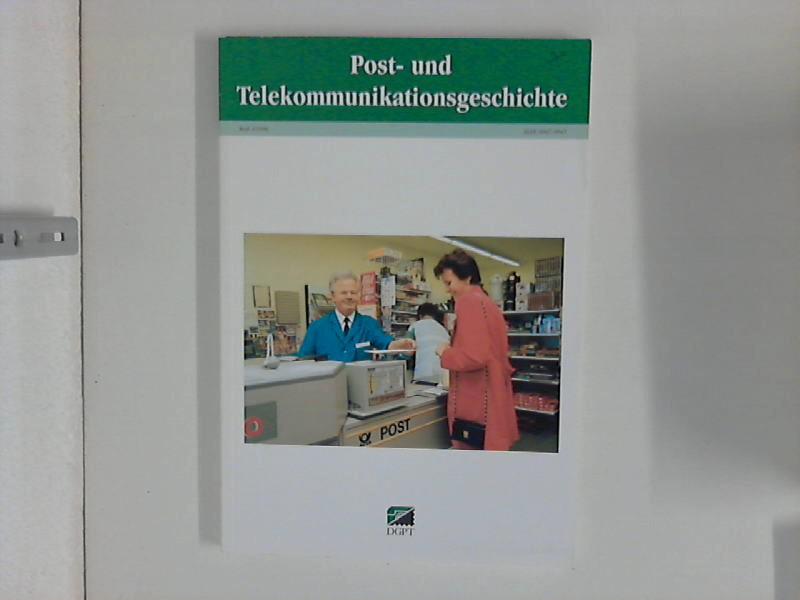 North, Gottfried [Red.]: Post- und Telekommunikationsgeschichte. Heft 1 / 1996