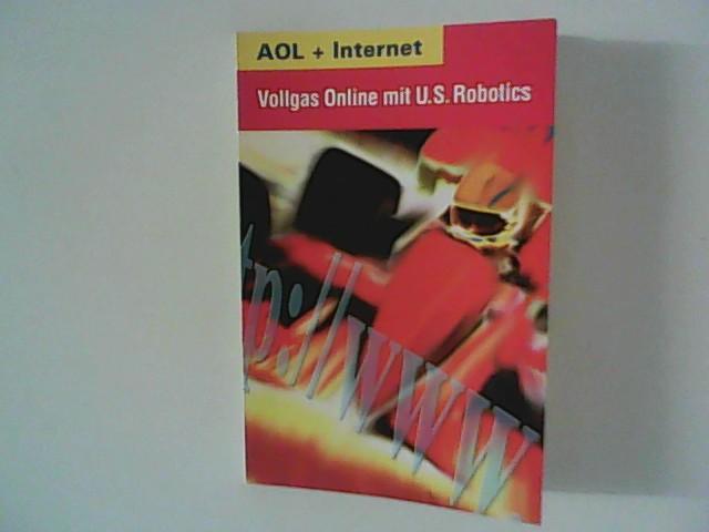 AOL + Internet: Vollgas Online mit U. S. Robotics