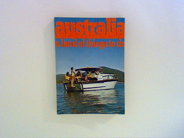 Unbekannt: Australia :  A land of things to do
