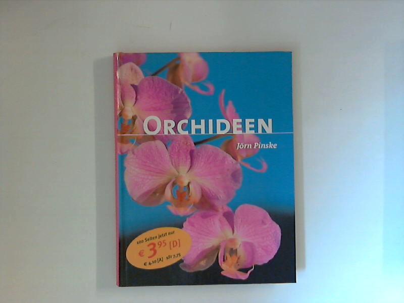 Pinske, Jörn: Orchideen. 2. Aufl., Sonderausg.
