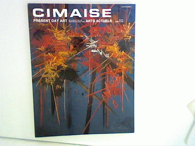 unbekannt: Cimaise : Present Day Art; Septembre-Octobre 1988 Dir.: Jean-Robert Arnaud