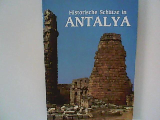 Historische Schätze in Antalya