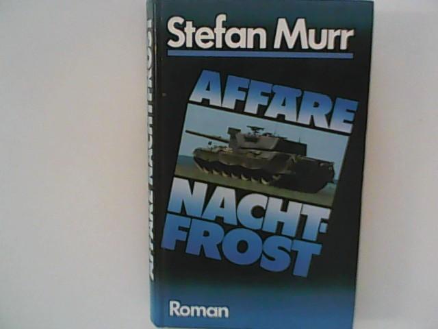 Affäre Nachtfrost : Roman.