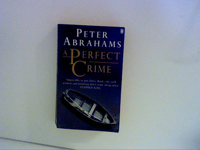 A Perfect Crime Auflage: Reprint