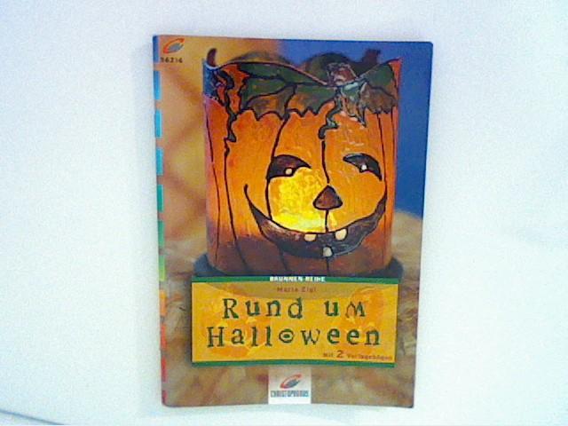 Brunnen-Reihe, Rund um Halloween, mit 2 vorlagebögen