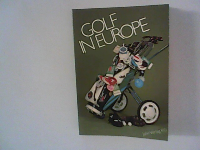 Golf in Europe with information about Morocco, Tunisia.