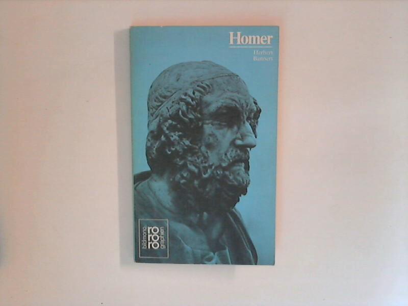 Homer in Selbstzeugnissen und Bilddokumenten. Hrsg.: Kurt Kusenberg. Rowohlts Monographien 272.