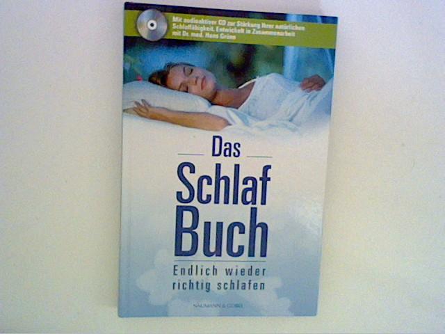 Das Schlaf-Buch mit CD Auflage: mit audioaktiver CD