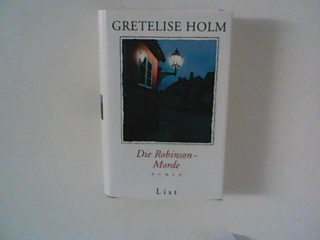 Die Robinson-Morde: Roman