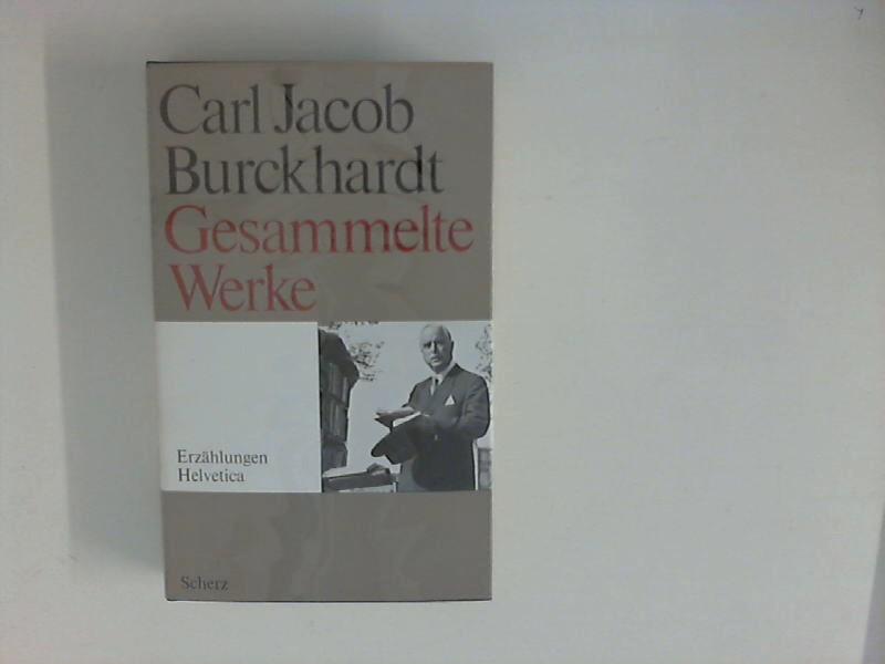 Gesammelte Werke Band 5: Erzählungen Helvetica 5. Band