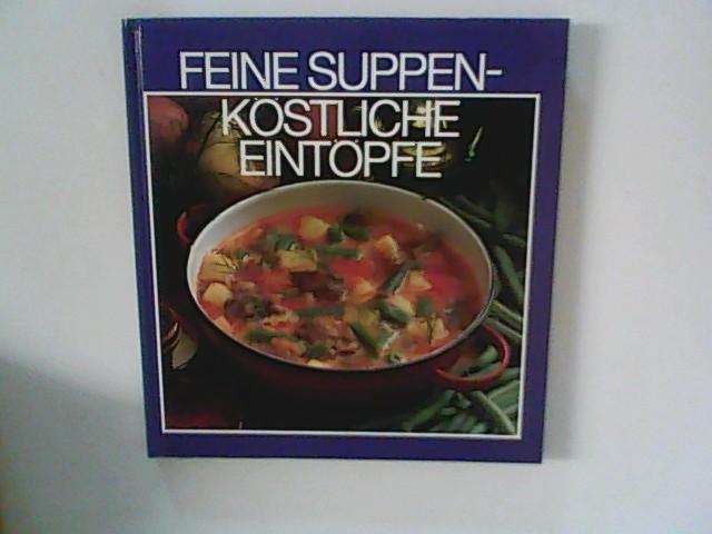 Feine Suppen Köstliche Eintöpfe