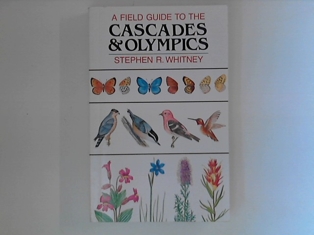 Stephen, R. Whitney: Field Guide to the Cascades and Olympics.