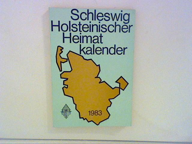 Freiwald, Karl-Heinz: Schleswig Holsteinischer Heimatkalender 1983