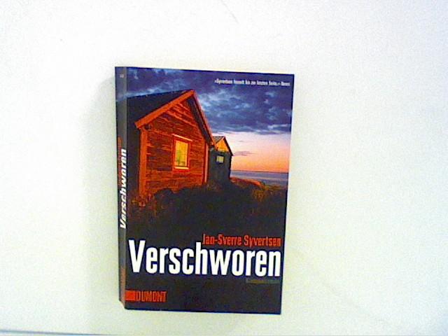 Verschworen: Kriminalroman Auflage: 1