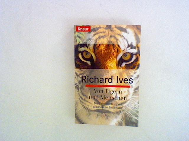 Von Tigern und Menschen