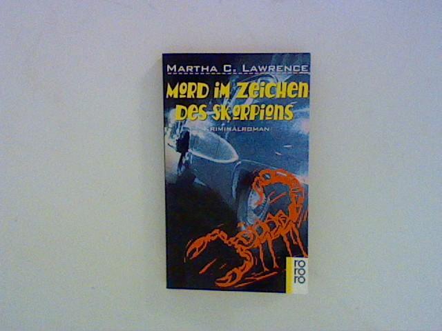 Mord im Zeichen des Skorpions