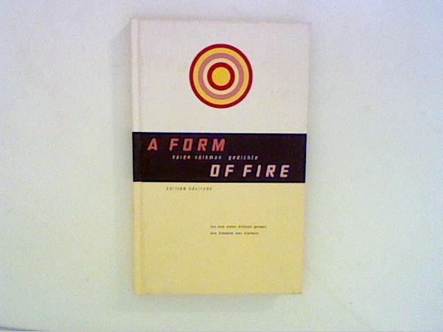 Volkman, Karen: A Form of Fire: Gedichte