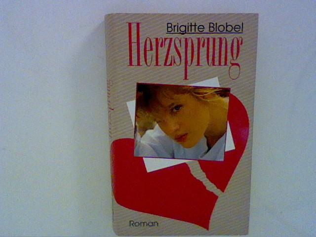 Blobel, Brigitte: Herzsprung.